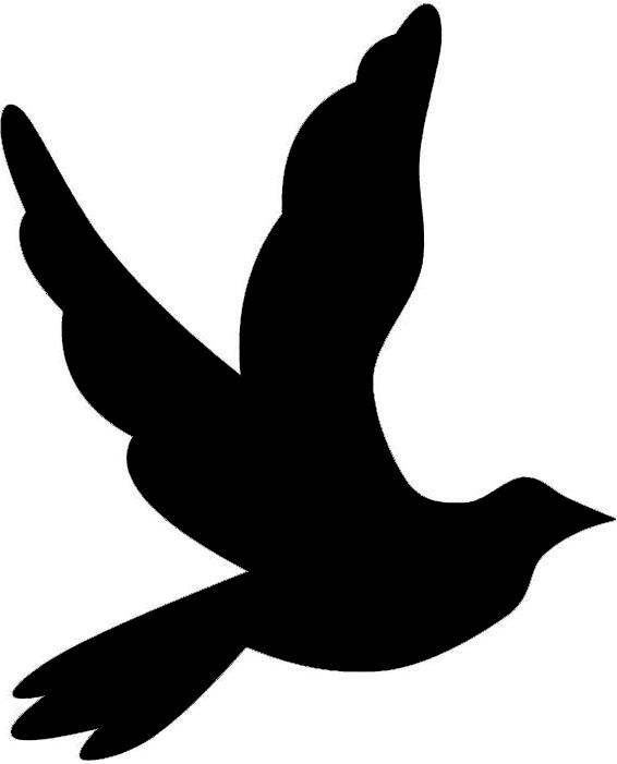 siluetas negras animales para recortar - Imagenes y dibujos para ...