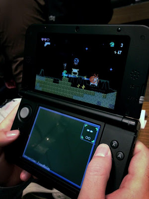 Gero Blaster 3DS