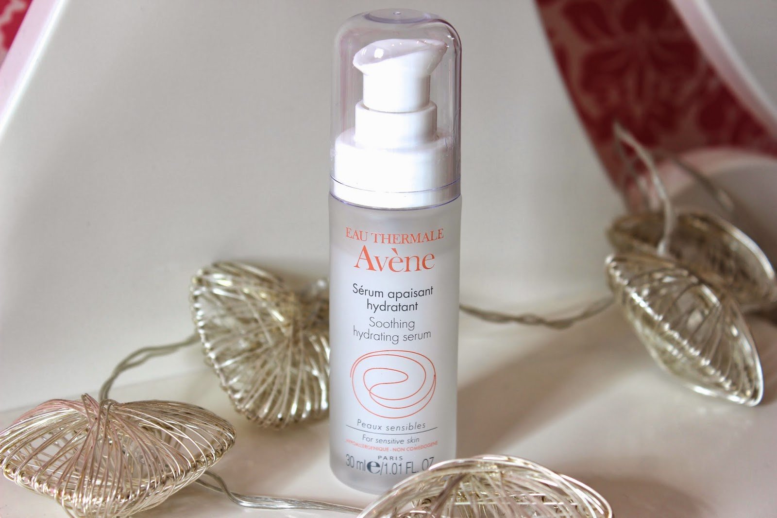Avène Soothing Hydrating Serum // Review