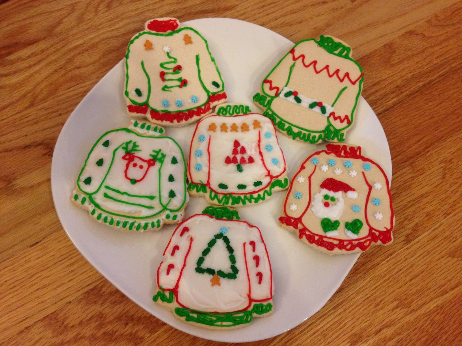 this would be a fun project to make with kids because its all about decorating the cookies and eating the candies