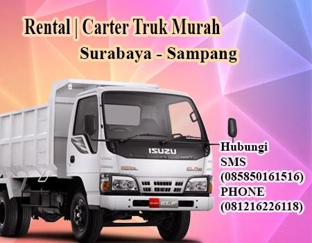 Rental Carter Truk Murah Surabaya - Sampang