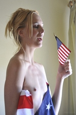 Happy 4th Of July From Joceline at GIRLFOLIO