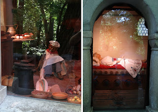 Efteling theme park, Sleeping Beauty, Fairy Tale Forest