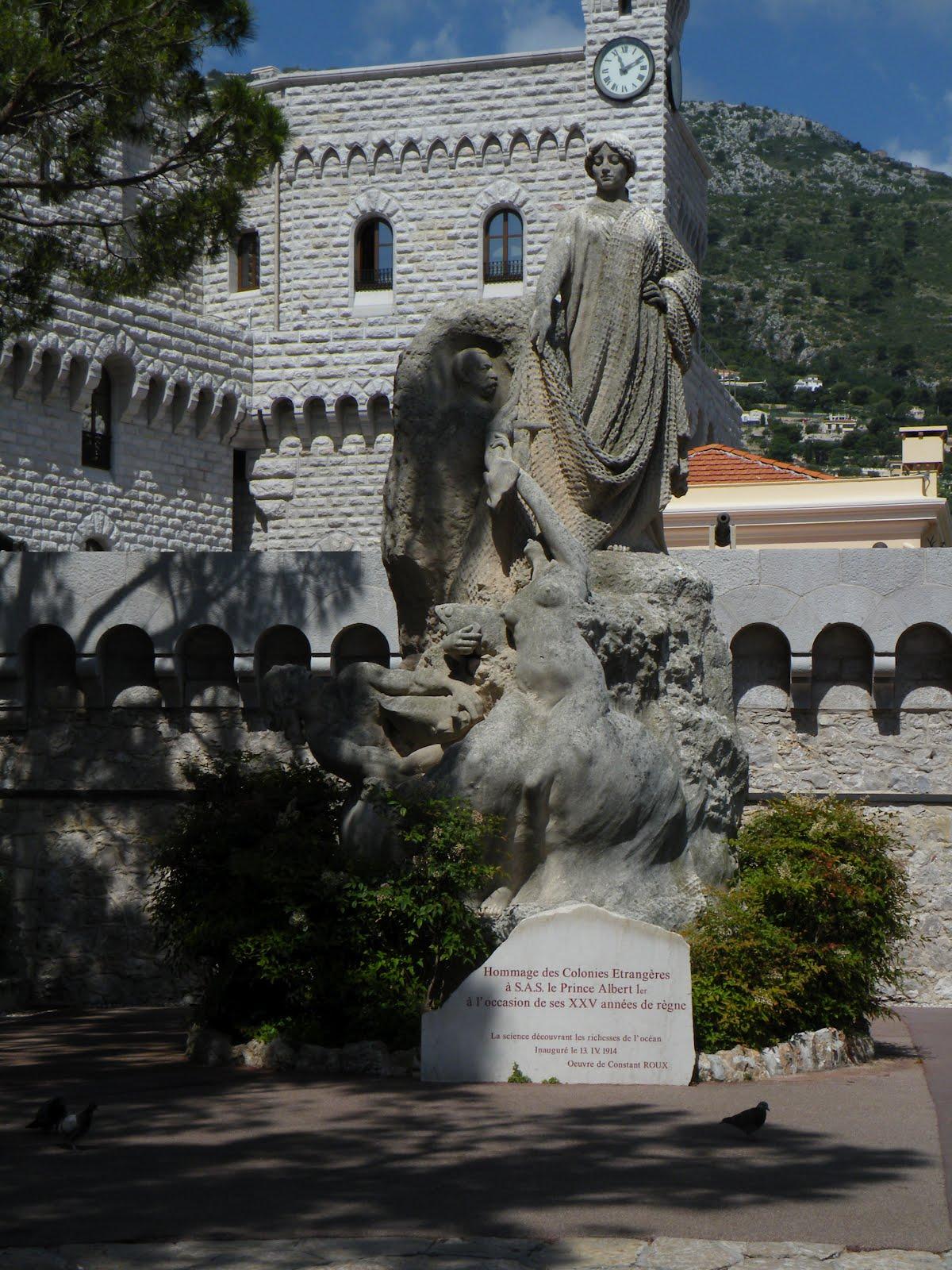 Du four au jardin et mes dix doigts monaco 2 for Au jardin du port le palais