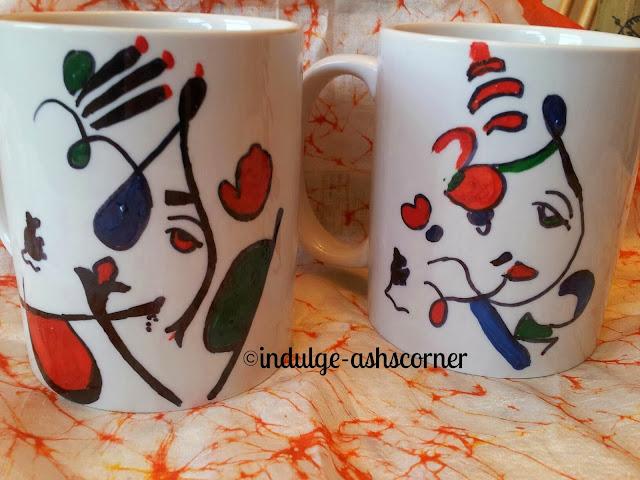 ganpati name art