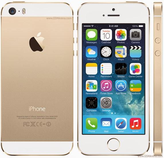 IPhone 5S IOS 7 Spesifikasi Lengkap Dan Harga Termurah