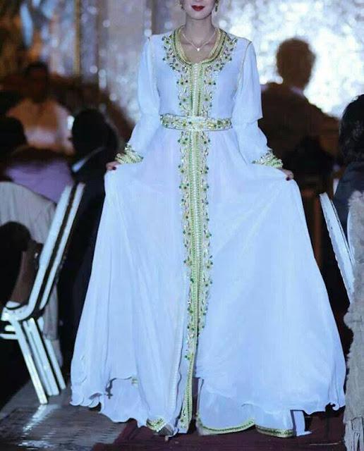 Caftans marocains 2015