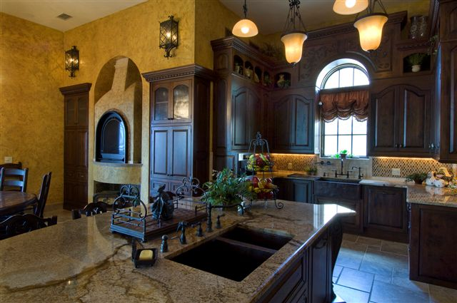European Kitchen Custom Interior Design Ideas ~ Kitchen design custom ideas