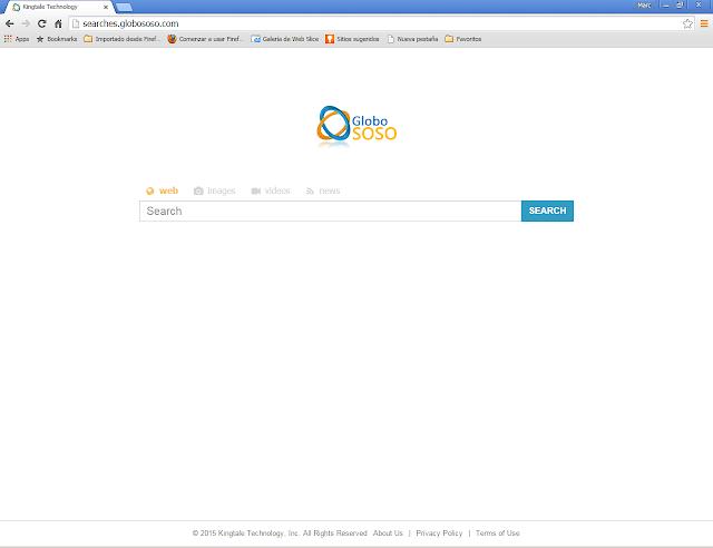 Searches.globososo.com Hijacker