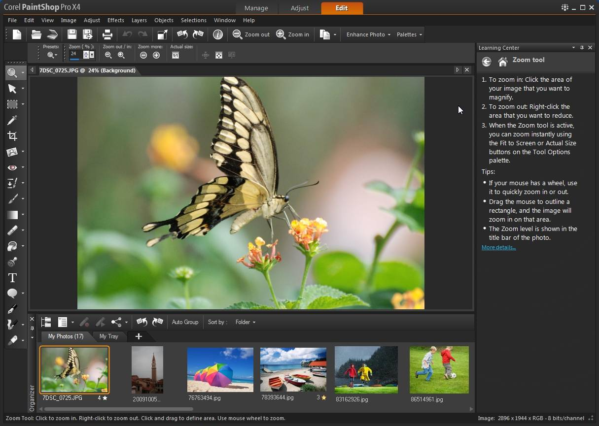 Top reasons to try PaintShop Pro Ultimate