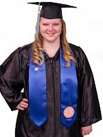 UTSA Graduation photo