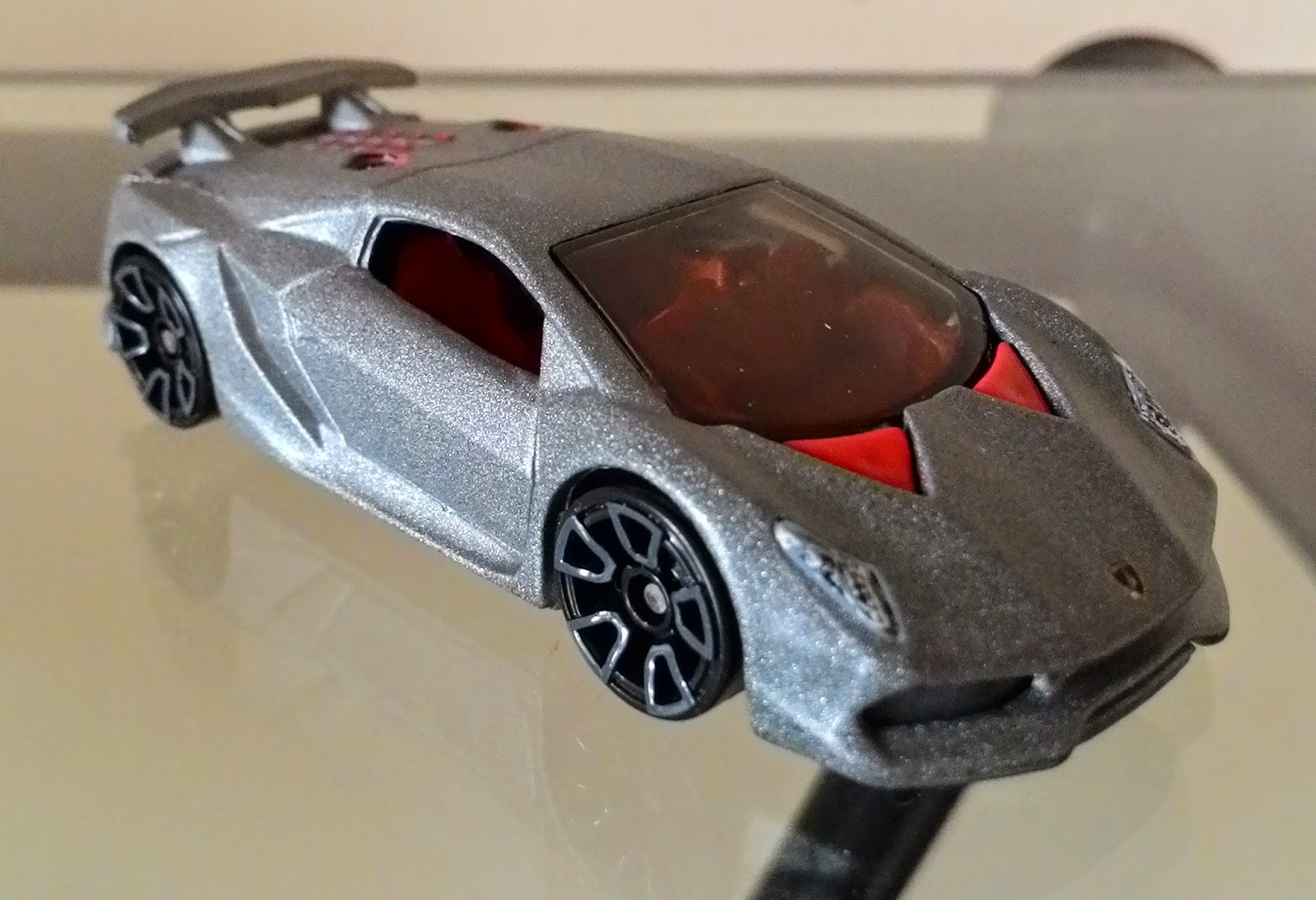 My Hot Wheels Stories Lamborghini Sesto Elemento