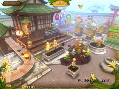 Mini Game  Seru untuk PC | Bee Garden