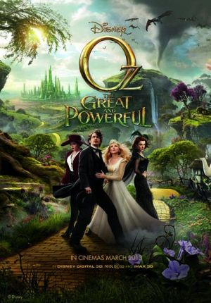sinopsis film oz the great and powerful