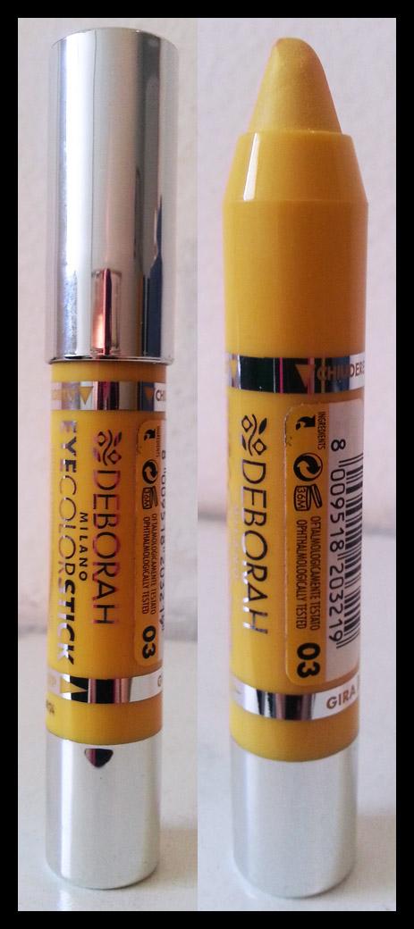 Deborah Eye Color Stick n° 03 - Giallo
