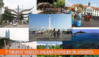 7 Tempat Wisata Paling Populer Di Jakarta
