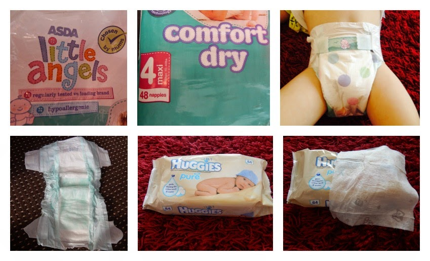 Yorkshire Blog, Mummy Blogging, Parent Blog, Asda, Baby & Toddler Event, Nappies, Wipes