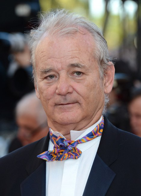 Bill Murray cannes 2012