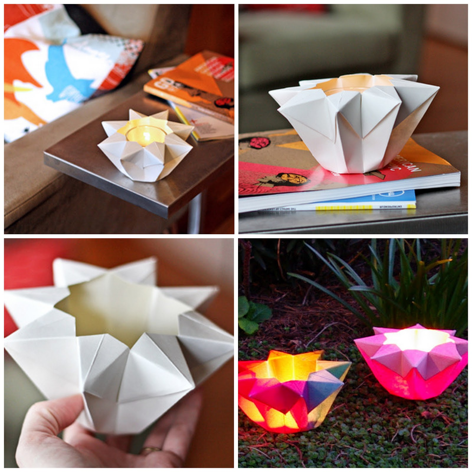 Photo credits how about orange passengers on a little for Diy star lantern