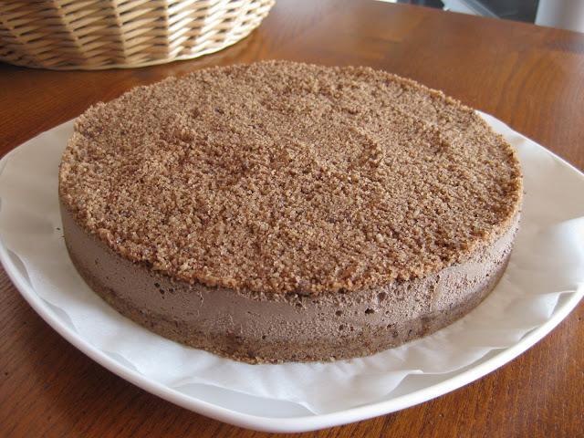 čokolada, chocolate, torta, cake