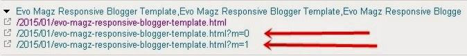 Cara Mengatasi Duplicate Meta Description Blogger