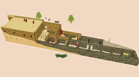Pueblos de Mar, crisis 1200. Bellumartis HM