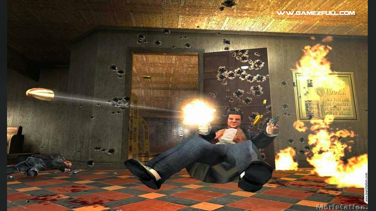 Max Payne pc full voces y textos mega