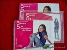 Libro dixital plástica 5º Anaya