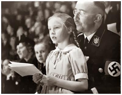 """ΣΟΚ : Ξέρεις από που προέρχεται ο όρος  """" Για το συμφέρον του παιδιού """"  ; - Ρώτα τα SS να σου πούνε"""