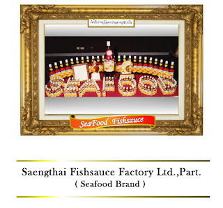 Thai healthy delicious Anchovy fish sauce , seafood brand , saeng thai fish sauce