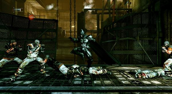 Batman Arkham Origins Blackgate Deluxe Edition Screenshot 1