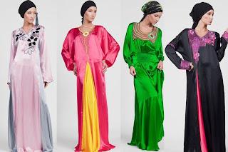 CERISE abayas
