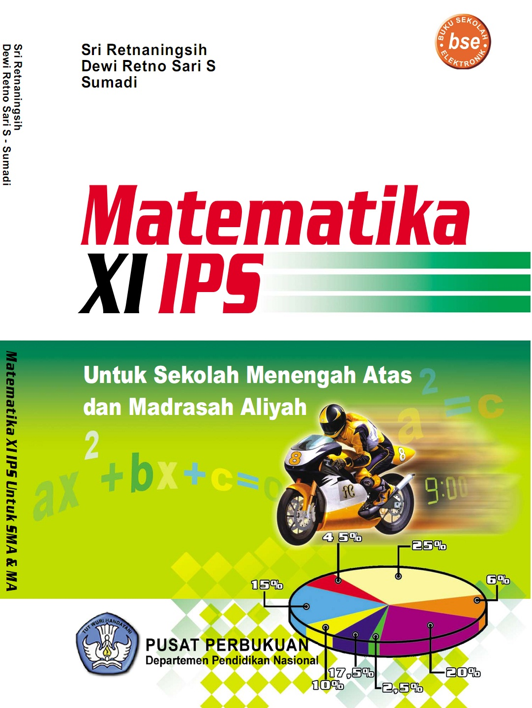 MATEMATIKA XI IS SMA/MA KELAS XI IPS BAB 2 PELUANG(PROBABILITAS)