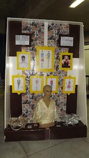 Semana de Moda - Exposição dos Alunos - Glam e Vintage
