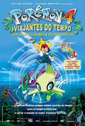 Baixe imagem de Pokémon 4: Viajantes do Tempo (Dublado) sem Torrent