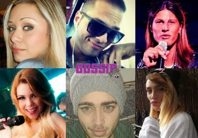 foto cantanti amici 2014