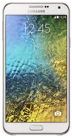 Samsung Galaxy E7 Android