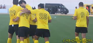 Deportivo da Huila 0-1 CAB # Resume