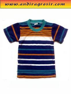 Kaos Anak Salur Oblong