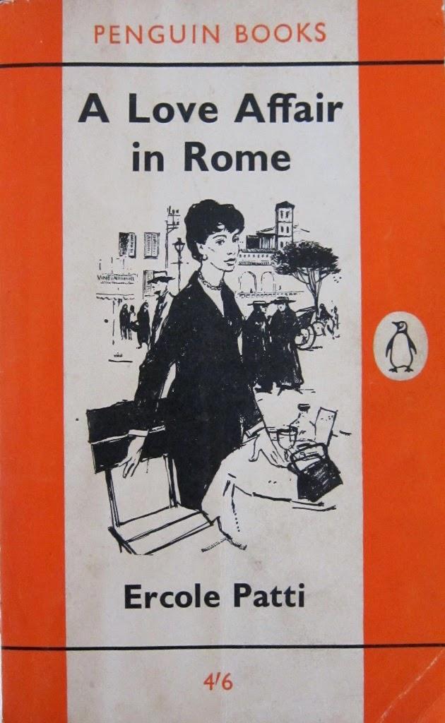 Love Affair Book Cover : A penguin week no love affair in rome