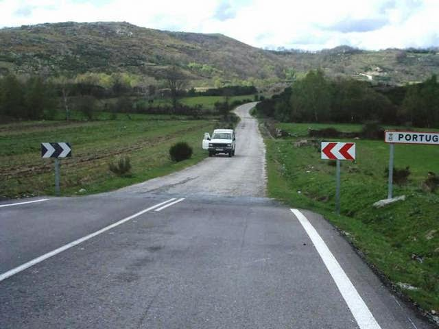 Portugal is known for its poor road network.