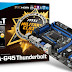Z77A-G45 Thunderbolt motherboard features and specifications