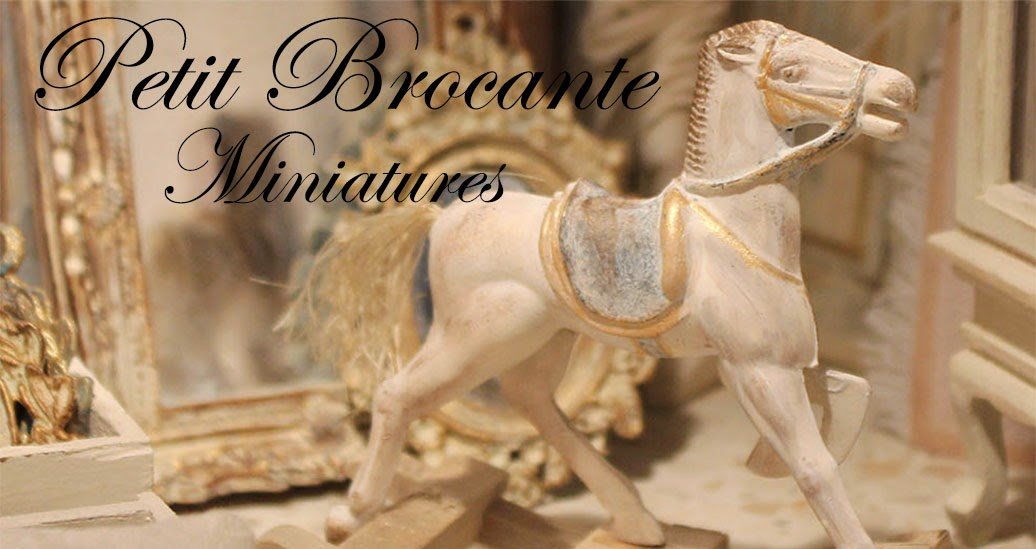 PetitBrocanteMiniatures