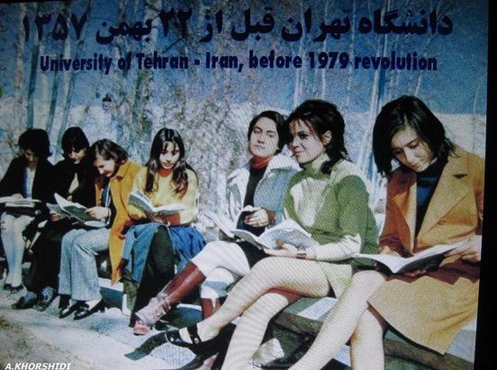 Perubahan Mengejutkan Fesyen di Iran Dulu dan Kini