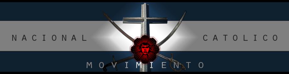 Movimiento Nacional y Católico - Institucional