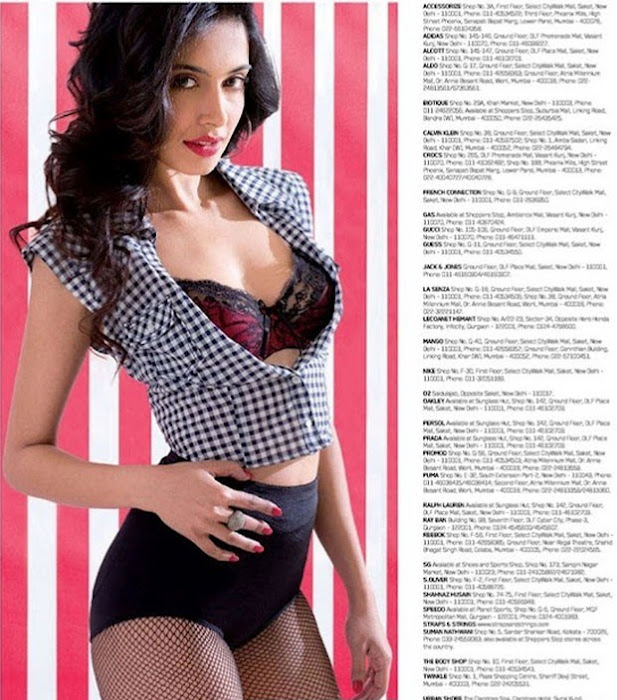 sarah jane dias maxim shoot