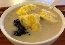resep kolak ketan durian, resep kolak durian montong, resep es kolak pisang