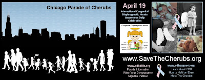 Chicago Parade of CHERUBS