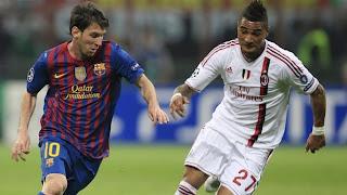 AC Milan 0-0 Barcelona