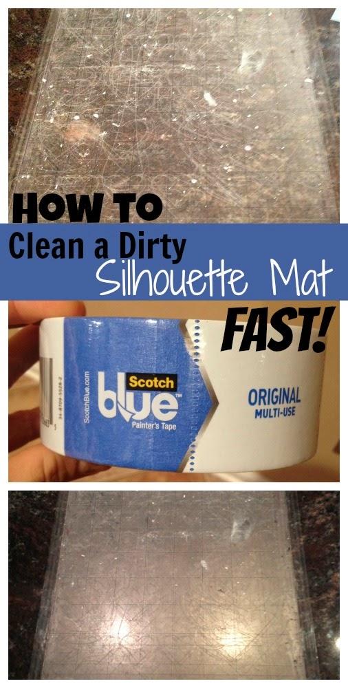 http://www.silhouetteschool.blogspot.com/2014/03/silhouette-cutting-mat-cleaning-easiest.html